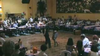 EL ESPIANTE<br> tango canyengue