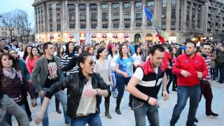 Flashmob - salsa - part 4
