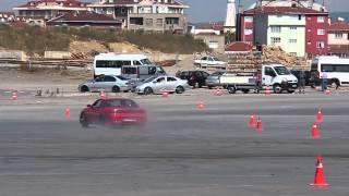 Güvenkaya Car Care & Norm Reklam Drift Antremanı 24.08.2013