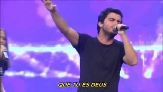 Filipe Lancaster - Tu És Deus - Ao vivo na Lagoinha em  BH - Part. Lu Alone