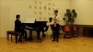 Bertrand Moren: Arhythmic Jazz (alt szaxofon Kemény Bulcsú)