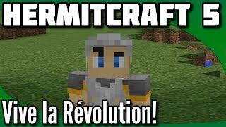Hermitcraft 5 - Vive la Révolution!