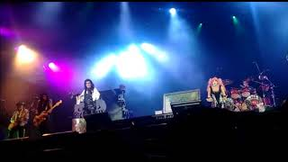 Only Woman Bleed (Início)-  Alice Cooper - Rock in Rio 2017