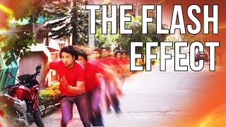 WHEN I RAN AT THE SPEED OF SOUND : The Flash Effect
