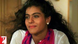 Yeh Sapna Nahi Hai - Scene   Shah Rukh Khan   Kajol