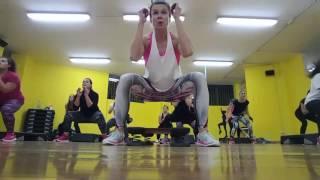 Step tone ( Lenka's Fitness Club ) 01-2017