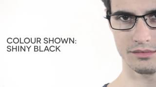 5b6e0ff22b4 Ray-Ban RX6238 Highstreet 2509 Glasses Shiny Black