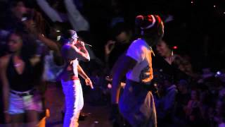Lotto and Fat Trel Performing Live at Howard Univertsity 2/2/13