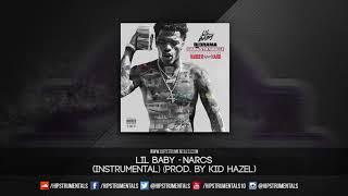 Lil Baby - Narcs [Instrumental] (Prod. By Kid Hazel) + DL via @Hipstrumentals