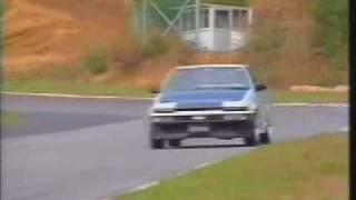 ☛Toyota Corolla Sprinter Trueno AE86 Drift Keiichi Tsuchiya ★