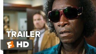 Miles Ahead Official Trailer #1 (2016) - Don Cheadle, Ewan McGregor Movie HD