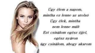 Zara Larsson - Lush life (magyar felirattal)
