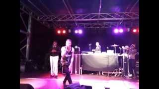 Macklemore kicked off stage by Cops! - Wing$ Live @ WFU