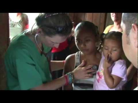 2011/12 Nicaragua Missions Trip.