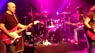 Barón Rojo live @MMBox, Uruguay, 17/4/16