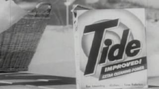Tide Commercial (1958)