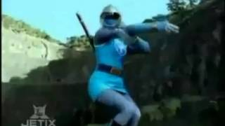 Power Rangers Dino Thunder Ninja Storm Team Up