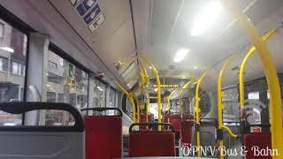 Mitfahrt [Die neue Linie 17] Hochbahn [MAN Lions City G 4 Türer] 1080p [HD]
