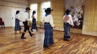 Blaubard Dance Squad -  Desposito by Richard Kiss