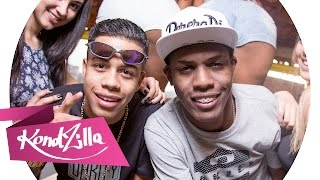 MC Melqui e MC Kekel - Piranha (KondZilla)