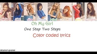 OH MY GIRL – One Step, Two Steps (한 발짝 두 발짝) [Han|Rom|Eng]