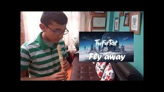 Fly Away - TheFatRat en flauta Dulce con Notas