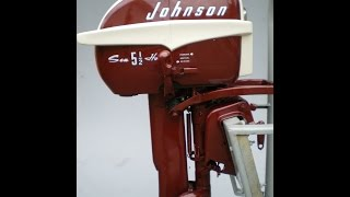 '57 Johnson CD 14 First Run