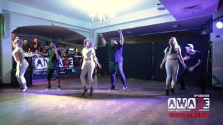 Perth Kizomba Crew at AWAKE 2017