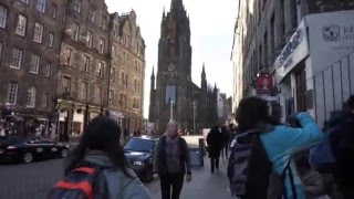 Edinburgh Day Trip