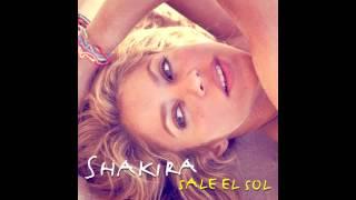 Shakira - Rabiosa ft El Cata audio