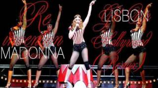 Madonna - Hollywood (Remix) (Live From The Re-Invention Tour In Lisbon)