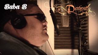 baba b. patiently (in studio) video