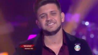 """The Voice   Fire Round - Renan Ribeiro: """"Recaídas"""""""