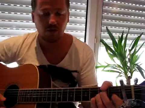 Jouer J'ai laissé de Christophe Maé à la guitare