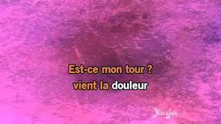 Karaoké Dernière danse   Indila