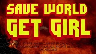 """I Fight Dragons - """"Save World Get Girl"""" Official Music Video - 2D Version"""