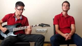 Duman - Herşeyi Yak Cover ( + Vocal )