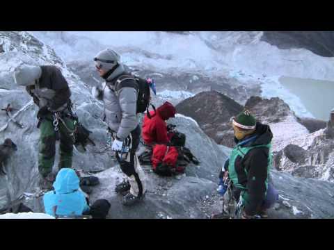 6189 Meter Island Peak Nepal