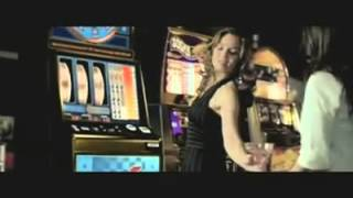 Casino tv show with women in a leg and arm cast