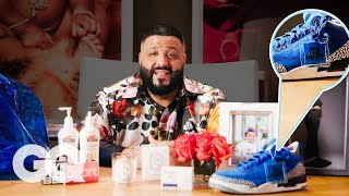 10 Things DJ Khaled Can't Live Without   GQ