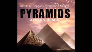 "DJ Alexiis ft. DVBBS, Dropgun & Sanjin - Pyramids ""REGGAE REMIX"""