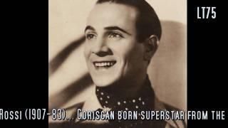 Reginella Campagnola (3)... Tino Rossi... (1939)