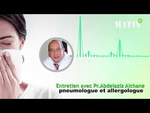 Video : Les gestes indispensables pour prévenir la grippe saisonnière