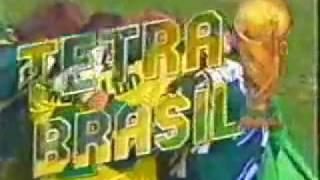 Galvao Bueno - Brasil é tetra campeao mundial de futebol