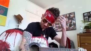 I'm Suicide- Home Street Home guitar cover