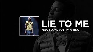 "[FREE] NBA YoungBoy Type Beat ft. JayDaYoungan & Lil Durk - ""Lie To Me"" 