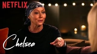 First Look: Shannen Doherty | Chelsea | Netflix