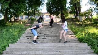 Rio: choreography:C2C - Happy Feat Derek Martin