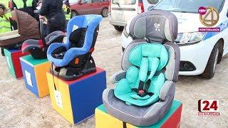Автокресло - залог безопасности вашего ребенка