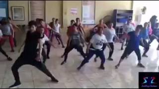 Corazon de Seda. Feat. Ozuna. Zumba Coreography - Santiago Zalazar